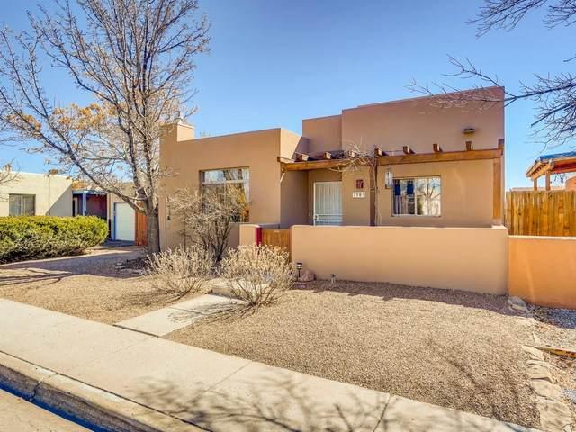 3909 Los Milagros, Santa Fe, NM 87507 (MLS #202100844) :: Neil Lyon Group   Sotheby's International Realty