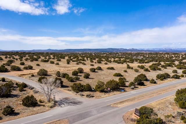 0 Camino La Tierra, Santa Fe, NM 87506 (MLS #202100856) :: Neil Lyon Group | Sotheby's International Realty