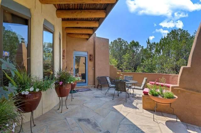 1377 Barranca De Oro, Santa Fe, NM 87501 (MLS #202100857) :: Stephanie Hamilton Real Estate