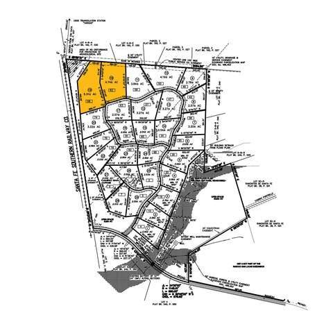 68 Camino San Lucas Lot#19, Lamy, NM 87540 (MLS #202100878) :: Summit Group Real Estate Professionals