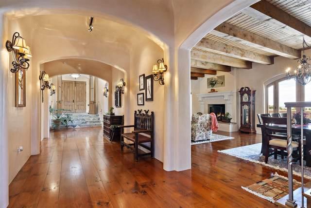 4 Las Katrinas Road, Santa Fe, NM 87506 (MLS #202100888) :: Stephanie Hamilton Real Estate