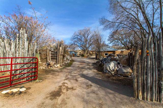 35325 U.S. Highway 285, Ojo Caliente, NM 87549 (MLS #202100898) :: Stephanie Hamilton Real Estate