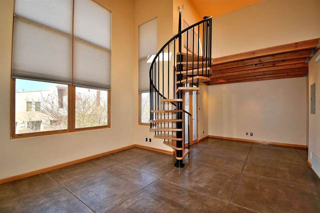3600 Cerrillos 304A, Santa Fe, NM 87507 (MLS #202100900) :: Stephanie Hamilton Real Estate