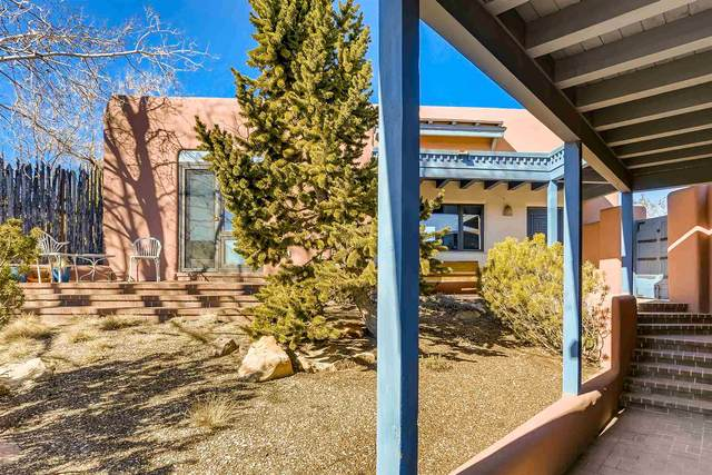 109 Avenida De Las Casas, Santa Fe, NM 87506 (MLS #202100905) :: Stephanie Hamilton Real Estate