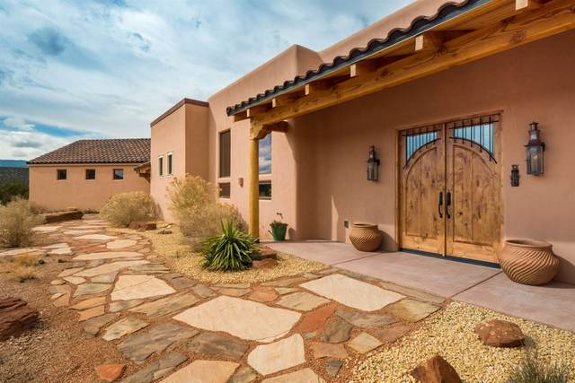 14 Creekside Trail, Sandia Park, NM 87047 (MLS #202100908) :: Summit Group Real Estate Professionals