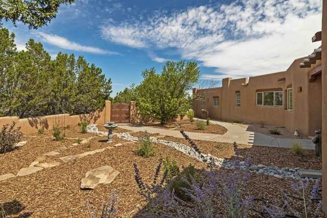 2 Cielo Encantado, Santa Fe, NM 87506 (MLS #202100919) :: Neil Lyon Group | Sotheby's International Realty