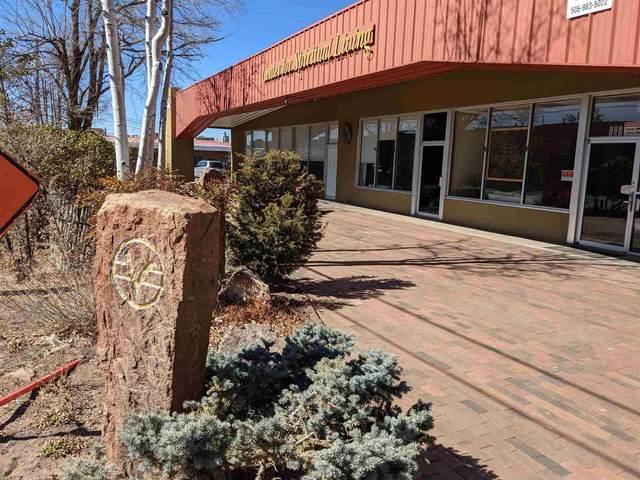505 Camino De Los Marquez, Santa Fe, NM 87505 (MLS #202100929) :: Neil Lyon Group | Sotheby's International Realty