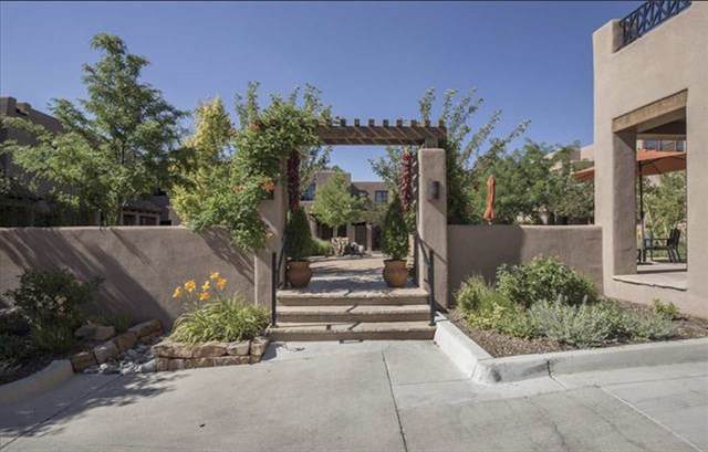 103 Catron Street 48 G, Santa Fe, NM 87501 (MLS #202100938) :: Neil Lyon Group | Sotheby's International Realty