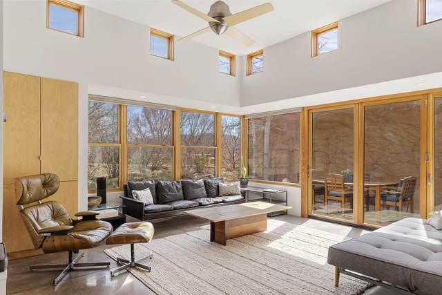 1710 W Alameda #3, Santa Fe, NM 87501 (MLS #202100945) :: Stephanie Hamilton Real Estate