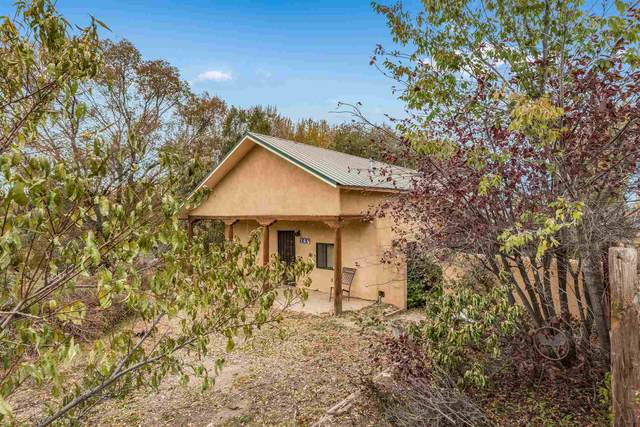 14 Valerio Road, Taos, NM 87557 (MLS #202100950) :: Stephanie Hamilton Real Estate