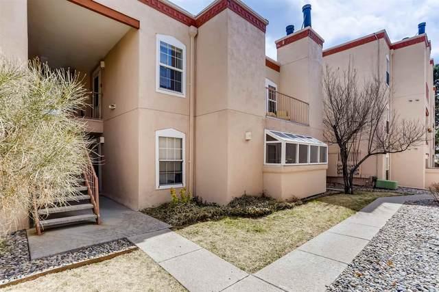 2501 Zia Road     Unit 10-212, Santa Fe, NM 87505 (MLS #202100953) :: Berkshire Hathaway HomeServices Santa Fe Real Estate