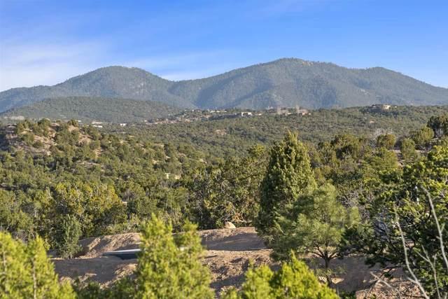 3117 Village Drive, Lot 4, Santa Fe, NM 87506 (MLS #202100958) :: Neil Lyon Group | Sotheby's International Realty