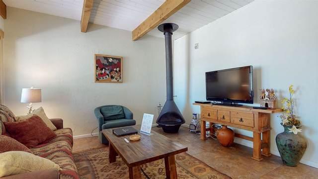 320 Artist #83, Santa Fe, NM 87501 (MLS #202100964) :: Stephanie Hamilton Real Estate