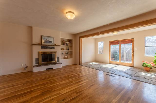 1427 Agua Fria, Santa Fe, NM 87501 (MLS #202100967) :: Stephanie Hamilton Real Estate
