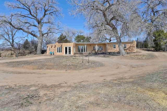 224 Nm 503, Santa Fe, NM 87506 (MLS #202100969) :: Summit Group Real Estate Professionals