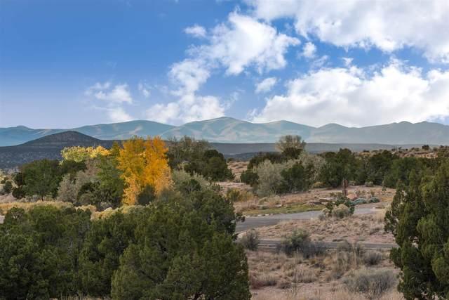 3 Silver Mesa, Lot 5, Santa Fe, NM 87506 (MLS #202100970) :: The Very Best of Santa Fe