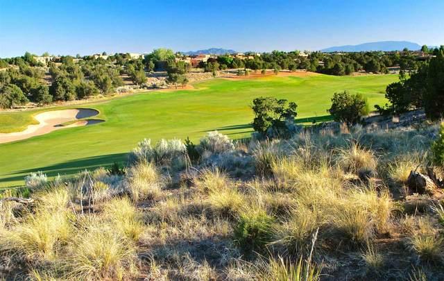 4 Silver Mesa, Lot 11, Santa Fe, NM 87506 (MLS #202100971) :: The Very Best of Santa Fe