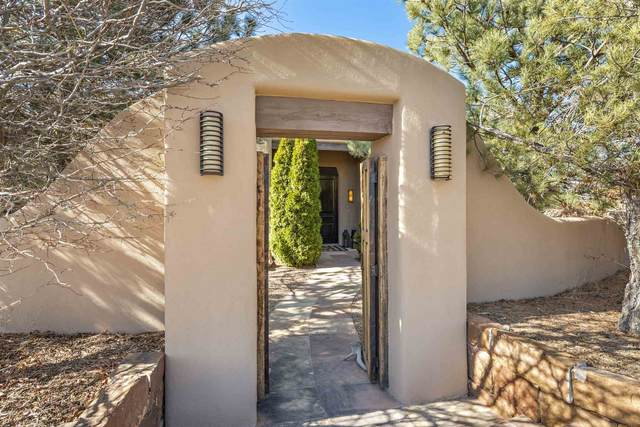 73 Thundercloud Road, Santa Fe, NM 87506 (MLS #202100974) :: The Very Best of Santa Fe