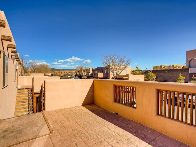 3300 Rufina Street K-40, Santa Fe, NM 87507 (MLS #202100978) :: Stephanie Hamilton Real Estate