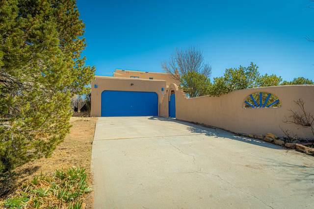 2939 Viaje Pavo Real, Santa Fe, NM 87505 (MLS #202100996) :: Stephanie Hamilton Real Estate