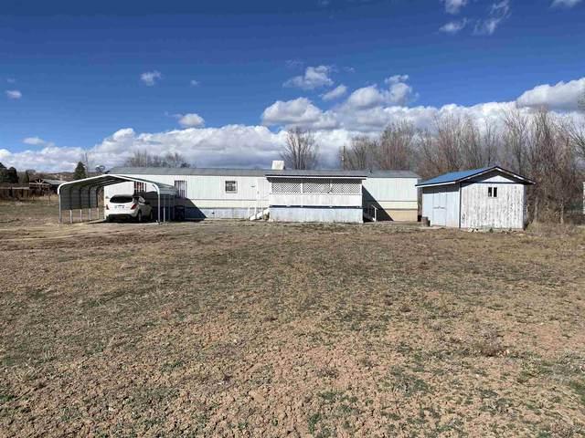 70 County Road 92, Chimayo, NM 87522 (MLS #202101001) :: Stephanie Hamilton Real Estate
