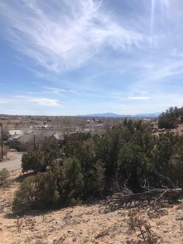 0 W Alameda, Santa Fe, NM 87507 (MLS #202101002) :: Neil Lyon Group | Sotheby's International Realty