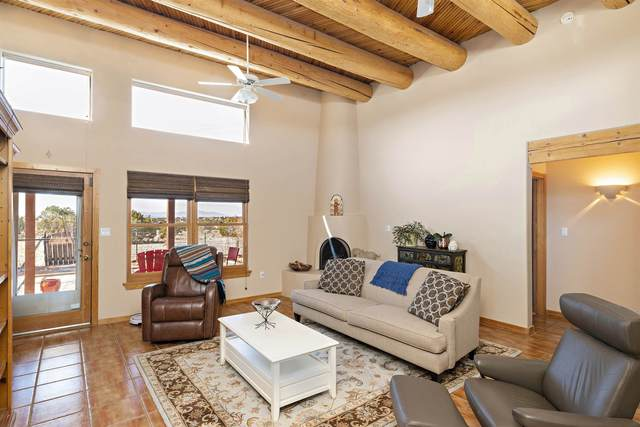 4 Estambre Place, Santa Fe, NM 87508 (MLS #202101007) :: The Very Best of Santa Fe
