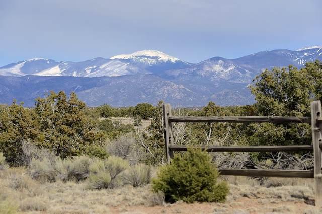 65 Chisholm Trail, Lot 54, Santa Fe, NM 87506 (MLS #202101019) :: The Very Best of Santa Fe