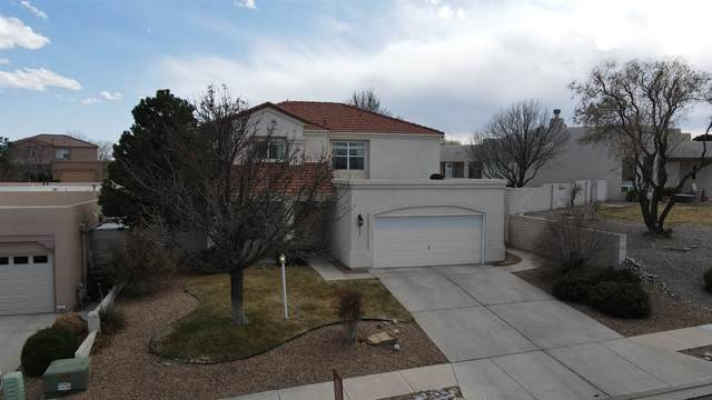 3432 Calle Suenos, Rio Rancho, NM 87124 (MLS #202101035) :: Stephanie Hamilton Real Estate
