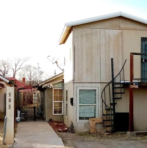 105 Railroad Avenue, Las Vegas, NM 87701 (MLS #202101056) :: Summit Group Real Estate Professionals