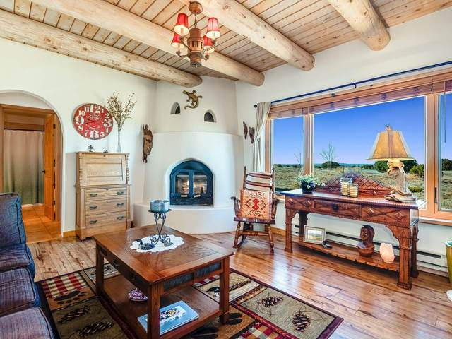 1 Aventura Road, Santa Fe, NM 87508 (MLS #202101065) :: The Very Best of Santa Fe