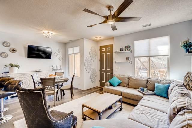 99 Johnson Mesa, Santa Fe, NM 87508 (MLS #202101072) :: Stephanie Hamilton Real Estate
