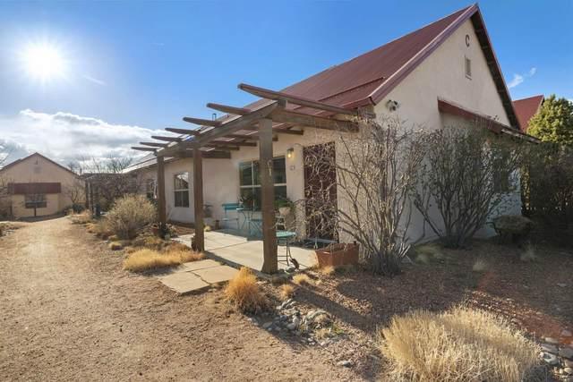 3466 Cerrillos Rd., C-1 C-1, Santa Fe, NM 87507 (MLS #202101082) :: Neil Lyon Group | Sotheby's International Realty