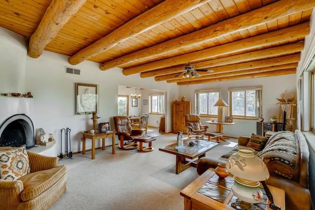 3909 Calle Tangara, Santa Fe, NM 87507 (MLS #202101118) :: Berkshire Hathaway HomeServices Santa Fe Real Estate