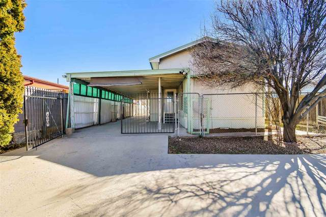 3771 Camino Tierra Real, Santa Fe, NM 87507 (MLS #202101133) :: Stephanie Hamilton Real Estate
