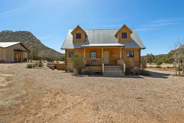 305 County Road B36, Villanueva, NM 87583 (MLS #202101155) :: Stephanie Hamilton Real Estate