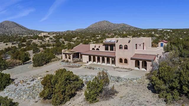 210 Rancho Alegre Rd, Santa Fe, NM 87508 (MLS #202101163) :: Stephanie Hamilton Real Estate