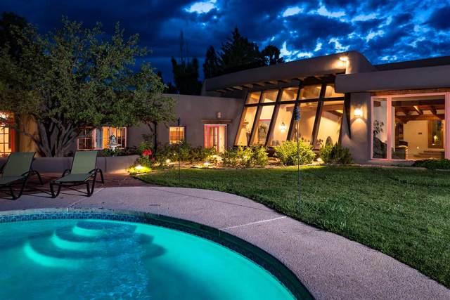69 E Estrada Calabasa, Santa Fe, NM 87506 (MLS #202101167) :: Neil Lyon Group | Sotheby's International Realty