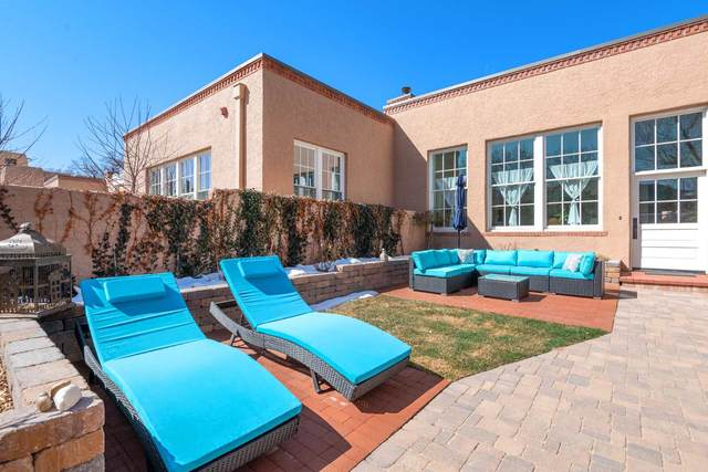1150 Canyon Road #4, Santa Fe, NM 87501 (MLS #202101178) :: Stephanie Hamilton Real Estate