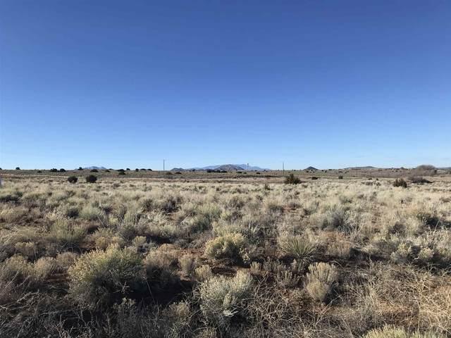 4475 Nm 14, Santa Fe, NM 87508 (MLS #202101179) :: Berkshire Hathaway HomeServices Santa Fe Real Estate