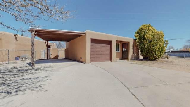 1001 Siringo Rondo, Santa Fe, NM 87507 (MLS #202101182) :: Neil Lyon Group | Sotheby's International Realty