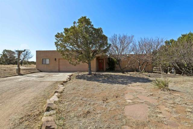 17 Valencia Loop, Santa Fe, NM 87508 (MLS #202101188) :: The Very Best of Santa Fe