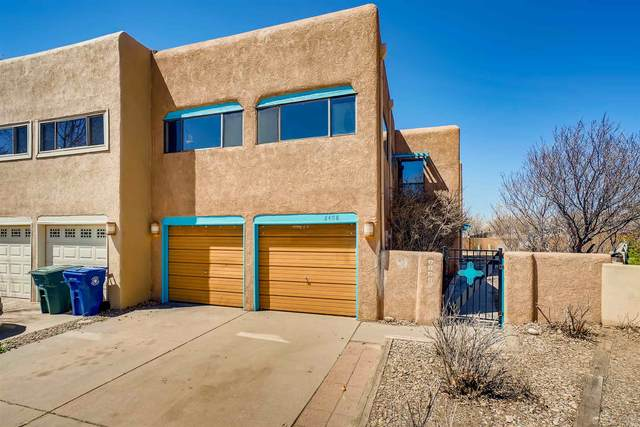2408 San Patricio Plaza, Santa Fe, NM 87505 (MLS #202101193) :: Berkshire Hathaway HomeServices Santa Fe Real Estate