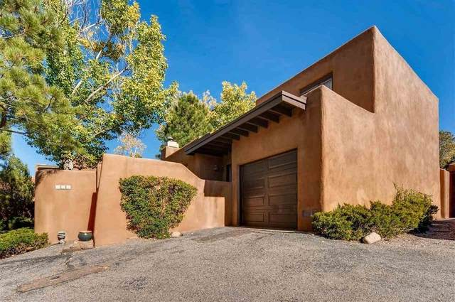 344 Calle Loma Norte, Santa Fe, NM 87501 (MLS #202101204) :: Summit Group Real Estate Professionals