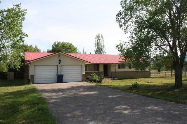 299 22nd Street, Chama, NM 87520 (MLS #202101209) :: Summit Group Real Estate Professionals