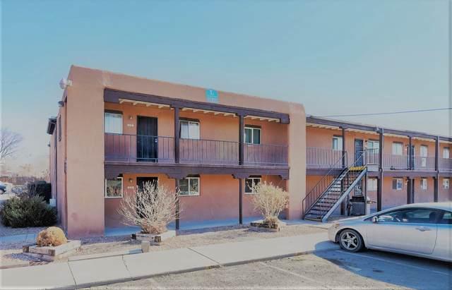 2800 Cerrillos #129, Santa Fe, NM 87507 (MLS #202101211) :: The Very Best of Santa Fe