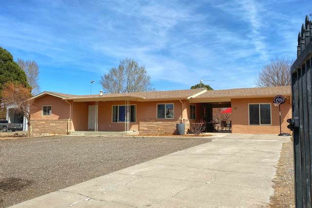 37 Walnut Circle, Espanola, NM 87532 (MLS #202101228) :: Summit Group Real Estate Professionals