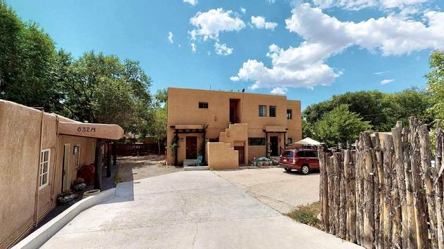832 Palace D, Santa Fe, NM 87501 (MLS #202101231) :: The Very Best of Santa Fe