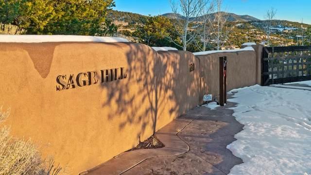 150 Barranca Road, Santa Fe, NM 87501 (MLS #202101237) :: Summit Group Real Estate Professionals