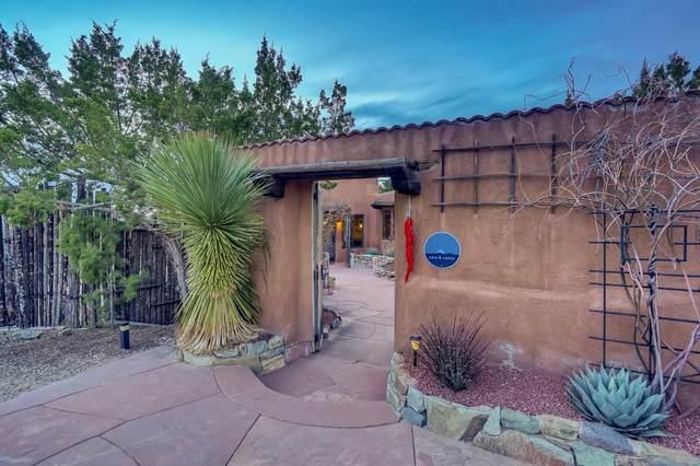 3533 St 14, Santa Fe, NM 87508 (MLS #202101245) :: Stephanie Hamilton Real Estate